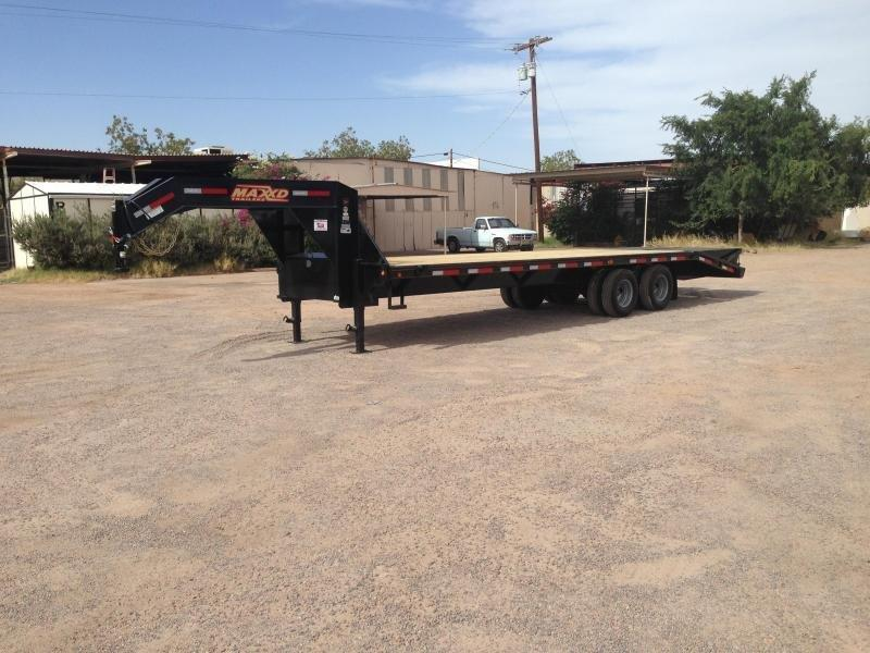 MAXXD 36 GN Flatbed Trailers Image