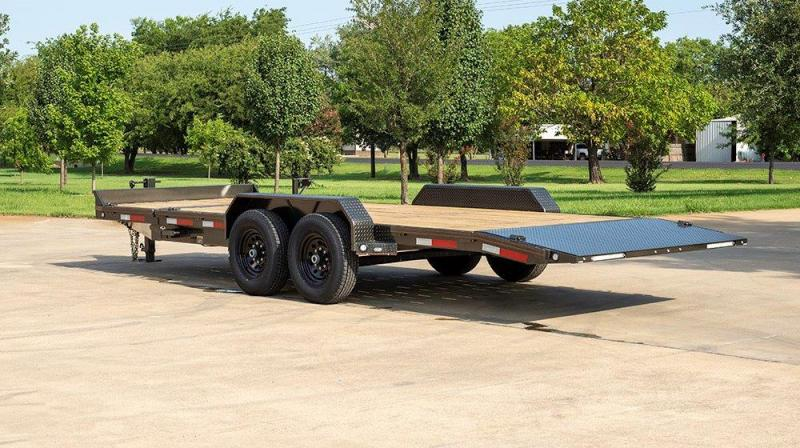 MAXXD 26 ft 3/4 titlbed Trailers Image