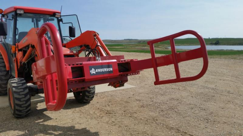 Anderson Bale Grabber Equipment Image
