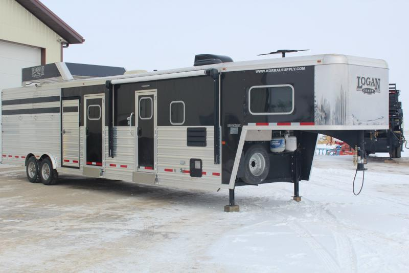 2016 Logan LQ 1313 Stockback Trailers Image