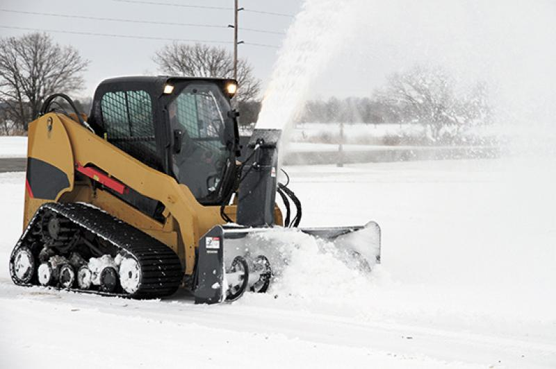 Hydrualic Snowblower  Equipment Image
