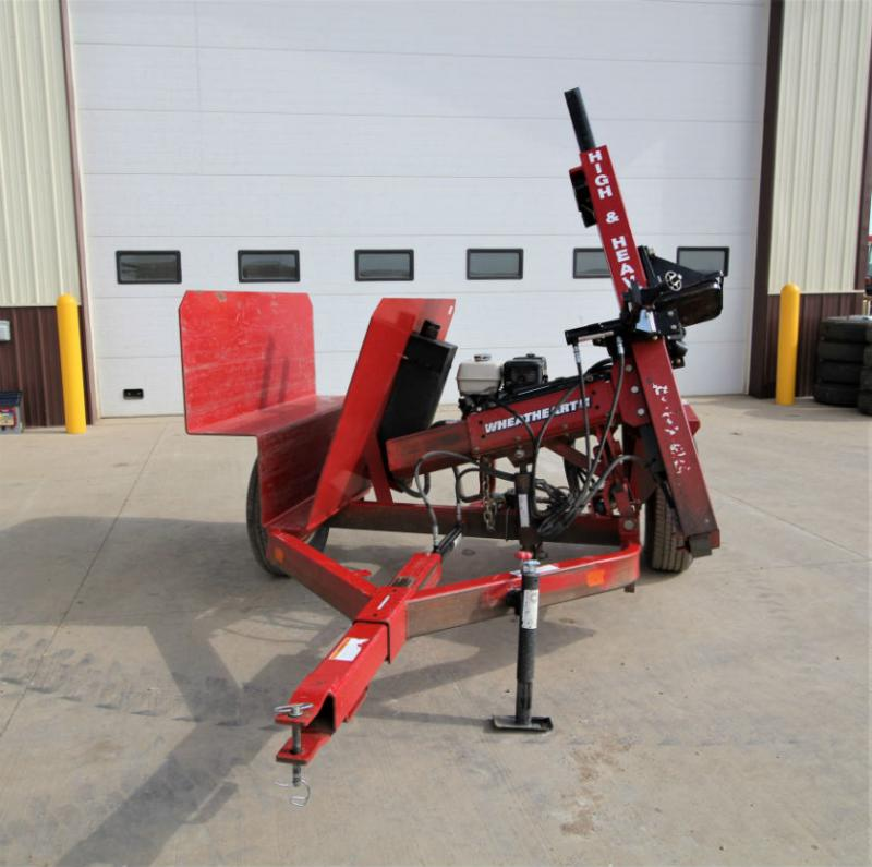 Used Wheatheart High & Heavy Hitter Post Pounder Equipment Image