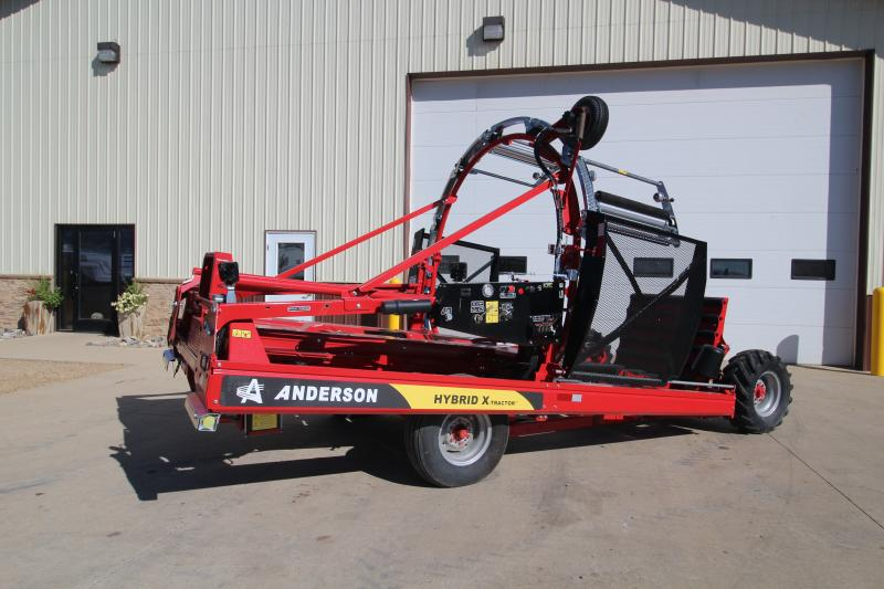 New Anderson Hybrid X Inline Wrapper Equipment Image