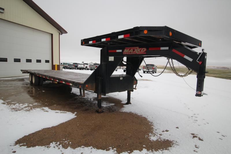 2017 Maxxd 36ft GN Trailer Trailers Image