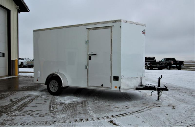 2018 Cargo Mate 6x12 Enclosed Trailer Trailers Image