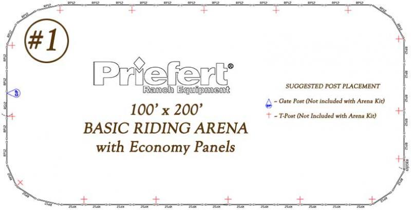 Riding Arena Kit Rodeo Image