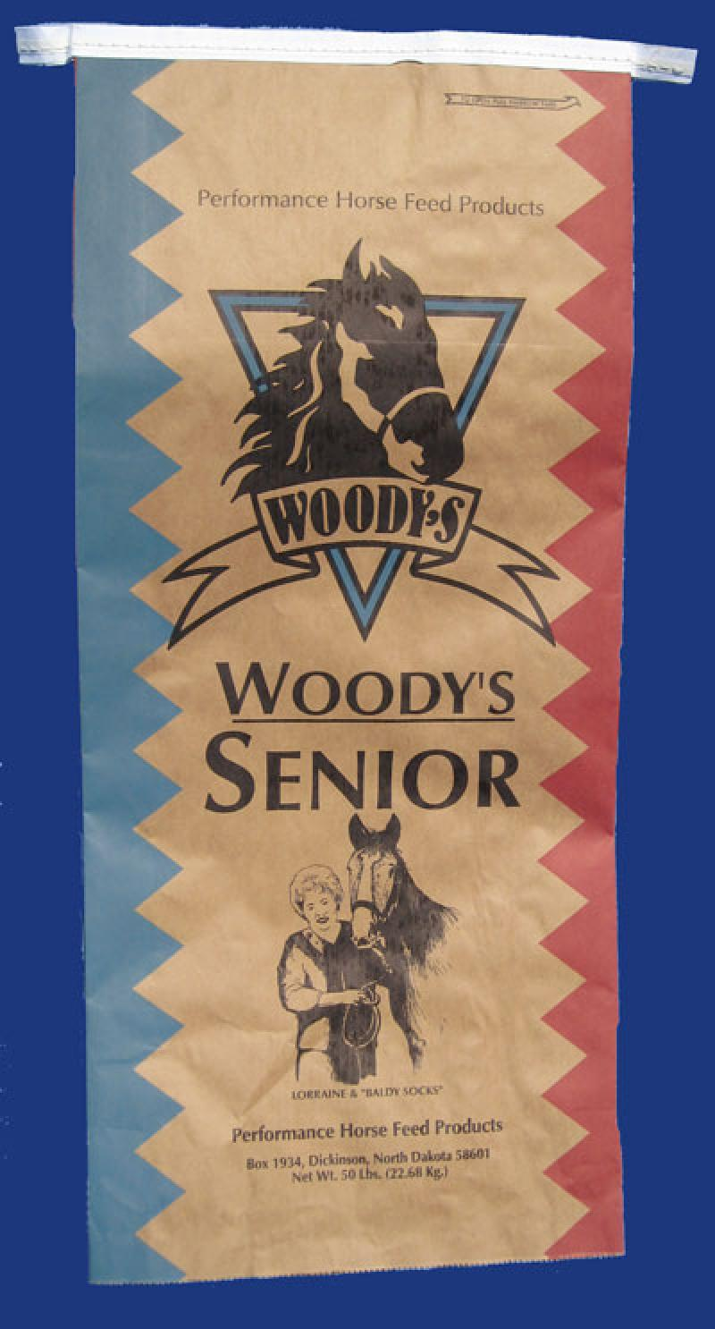 Woodys Senior Feed Feed and Mineral Image